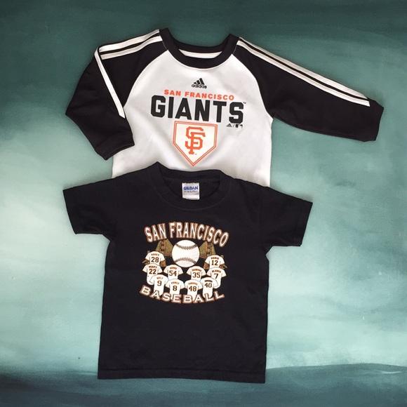 Adidas San Francisco Giants Shirts